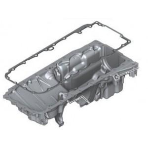 Замена прокладки поддона картера двигателя